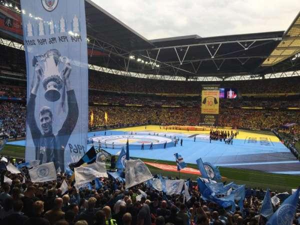 Wembley Stadium, section: 110, row: 33, seat: 217