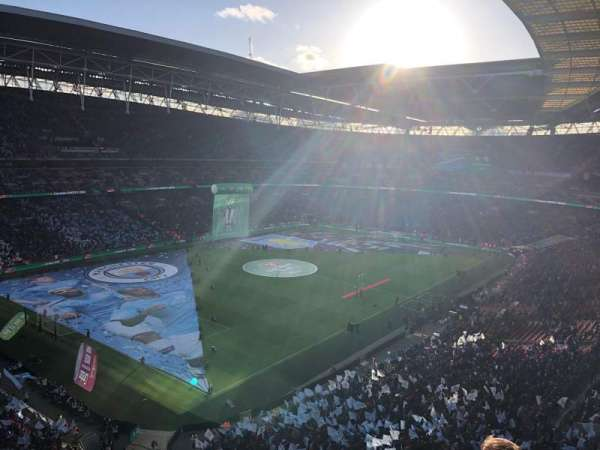 Wembley Stadium, section: 507, row: 4, seat: 210