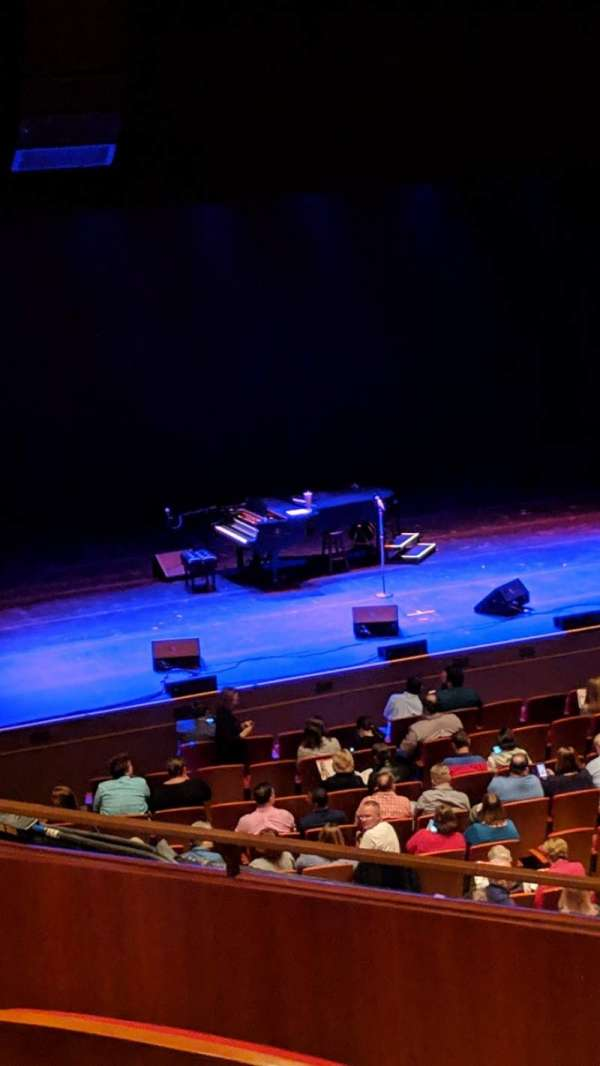 Cobb Energy Performing Arts Centre, section: L-FTMZ, row: C, seat: 59