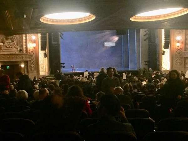 Paramount Theatre (Seattle), section: Main Floor 3, row: KK, seat: 5
