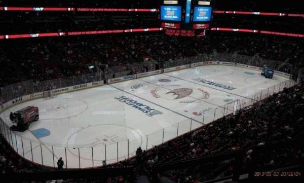 Honda Center, section: 436, row: A, seat: 4