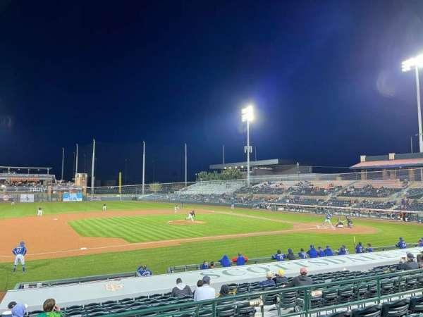 Scottsdale Stadium, section: 211, row: N, seat: 21