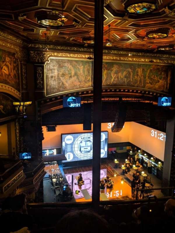 Belasco Theatre, section: Balcony L, row: E, seat: 9