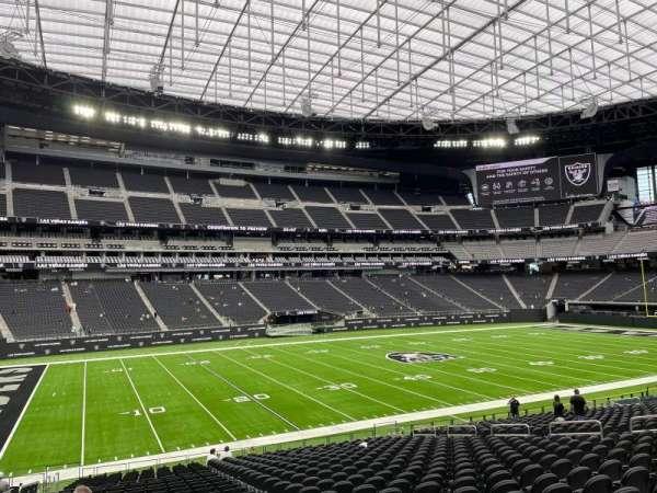 Allegiant Stadium, section: 116, row: 26, seat: 4,5