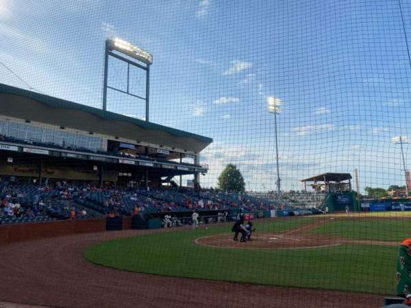 First National Bank Field, section: 110, row: C, seat: 11