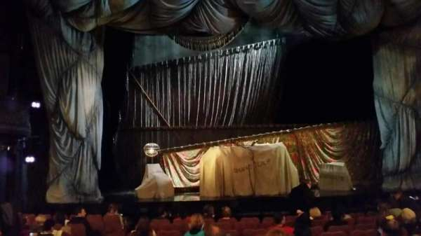 Majestic Theatre, section: Orchestra C, row: J, seat: 102
