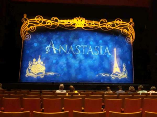 Durham Performing Arts Center, section: Orchestra 3, row: H, seat: 111
