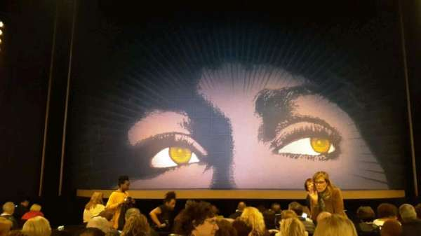 Lunt-Fontanne Theatre, section: Orchestra C, row: M, seat: 106