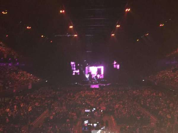 Ziggo Dome, section: 107, row: 12, seat: 215