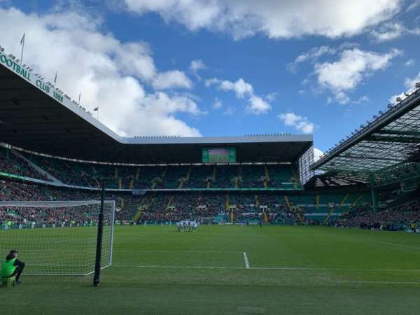 Celtic Park, section: 139, row: OA, seat: 13