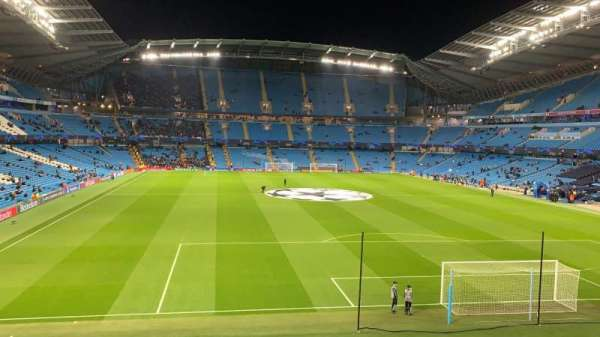 Etihad Stadium (Manchester), section: 238, row: A, seat: 1061
