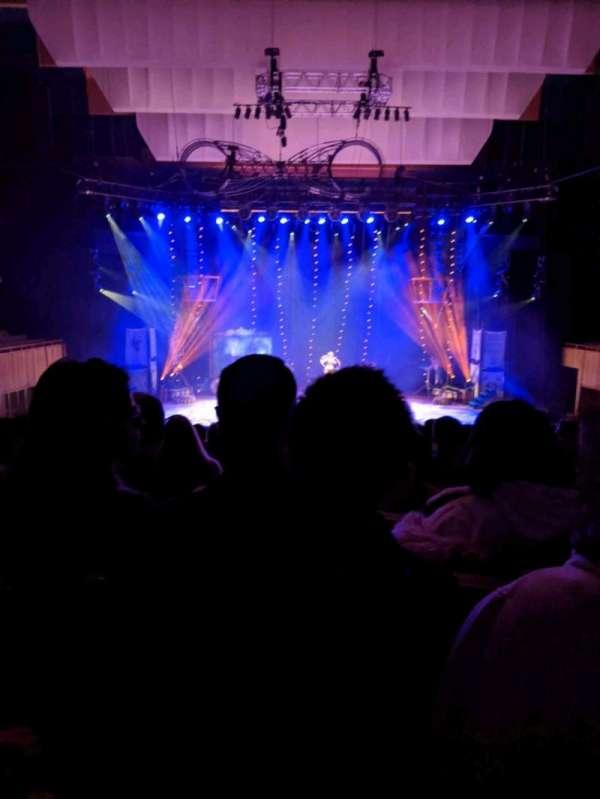Royal Festival Hall, section: Rear Stalls, row: KK, seat: 37