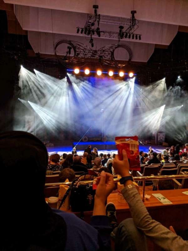 Royal Festival Hall, section: Rear Stalls, row: CC, seat: 37