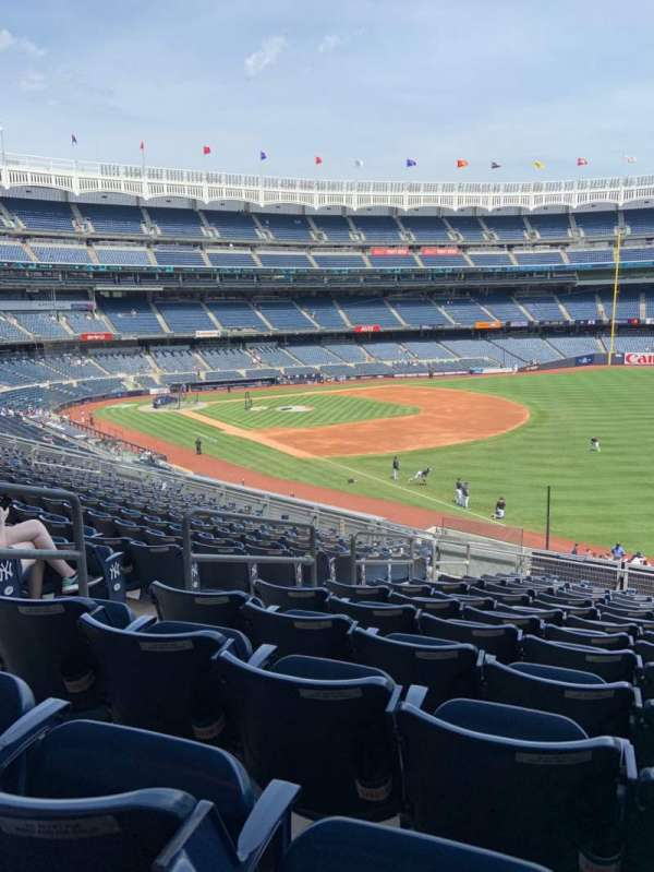 Yankee Stadium, section: 210, row: 13, seat: 15