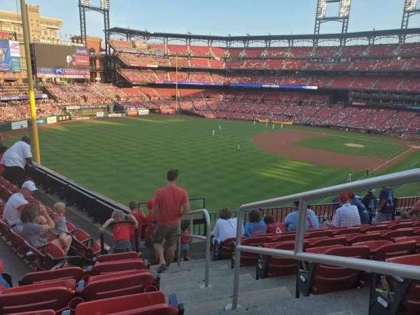 Busch Stadium, section: 269, row: 7, seat: 1