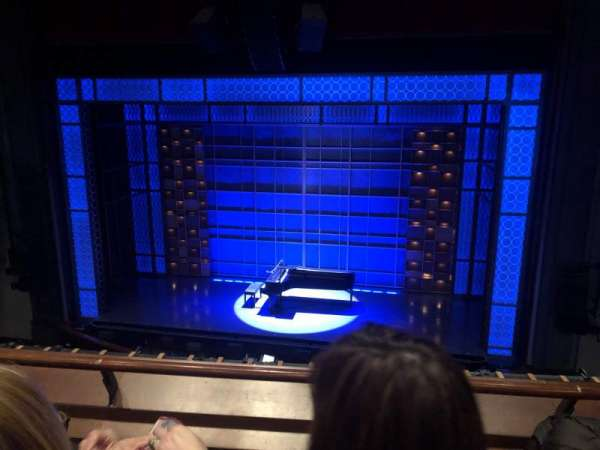 Stephen Sondheim Theatre, section: Mezzanine C, row: BB, seat: 106