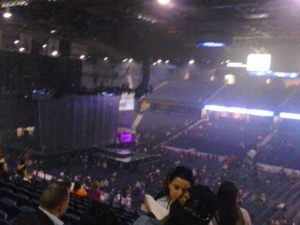 Allstate Arena, section: 212, row: LL, seat: 14