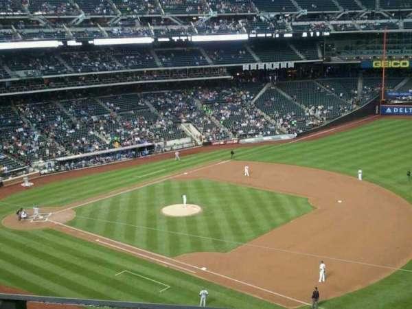 Citi Field, section: 404, row: 2, seat: 2