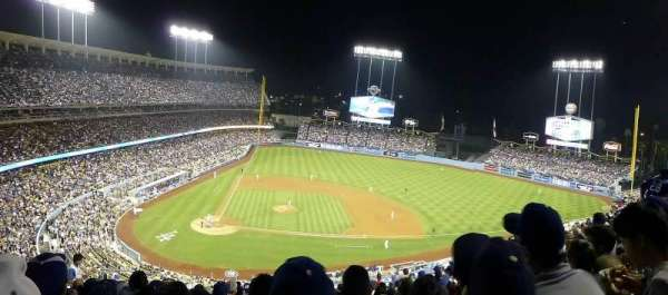 Dodger Stadium, section: 10RS, row: N, seat: 6