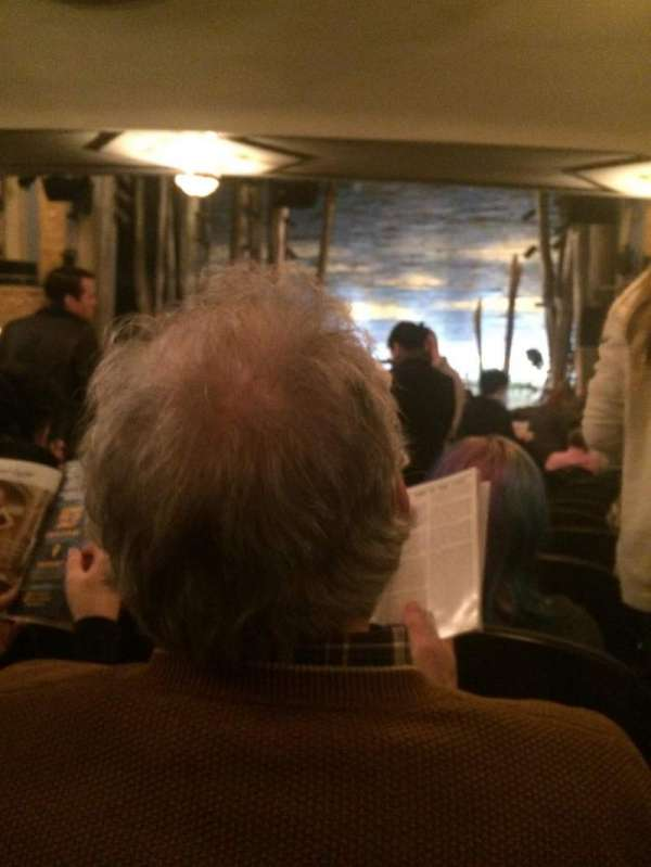Gerald Schoenfeld Theatre, section: Orchestra, row: S, seat: 12