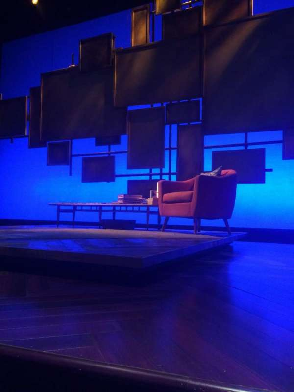 New World Stages - Stage 4, section: Orchestra, row: C, seat: 111