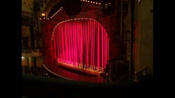 Shubert Theatre, section: Mezzanine R, row: C, seat: 28