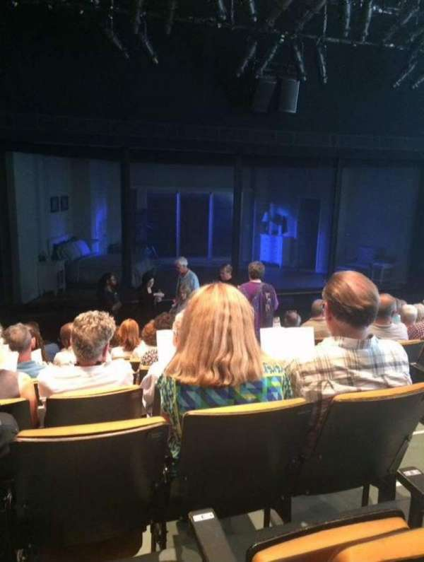 Tony Kiser Theatre, section: ORCH, row: J, seat: 3