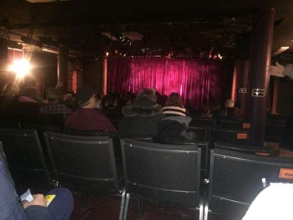 St. Luke's Theatre, section: ORCH, row: K, seat: 12