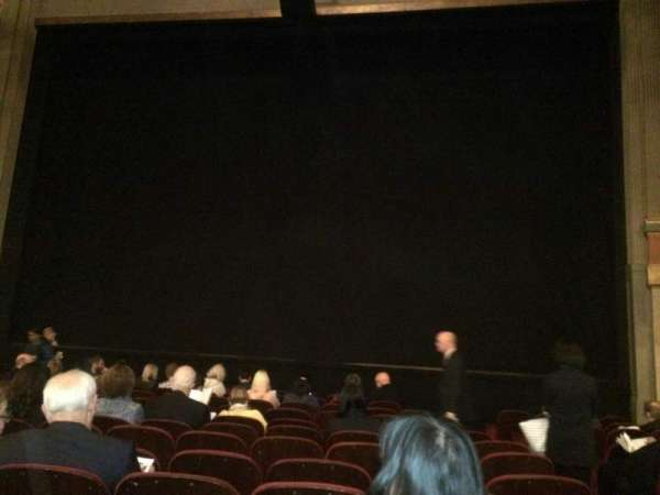 Neil Simon Theatre, section: Orchestra C, row: K, seat: 113