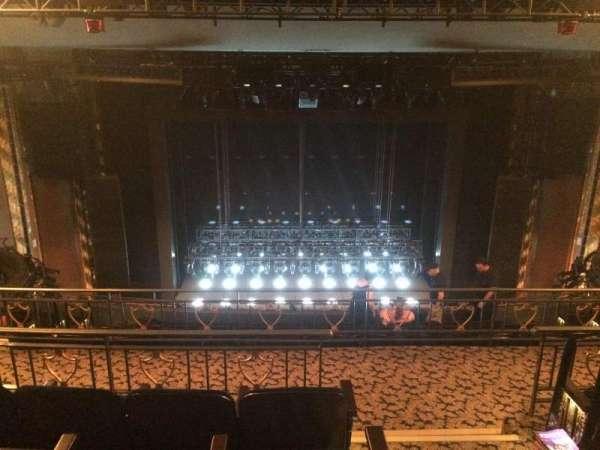 Lunt-Fontanne Theatre, section: Rear Mezzanine LC, row: D, seat: 101