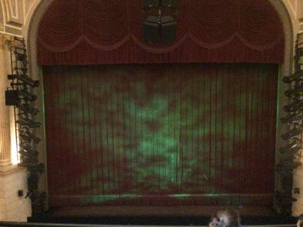 Samuel J. Friedman Theatre, section: Mezzanine C, row: A, seat: 110