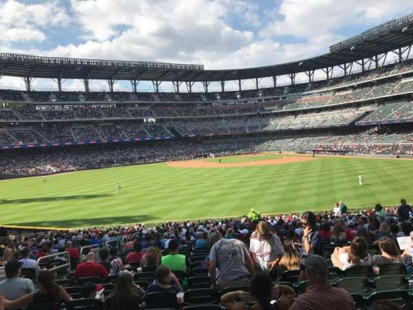 SunTrust Park, section: 151