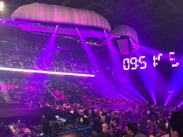 Mohegan Sun Arena, section: 17, row: N, seat: 15