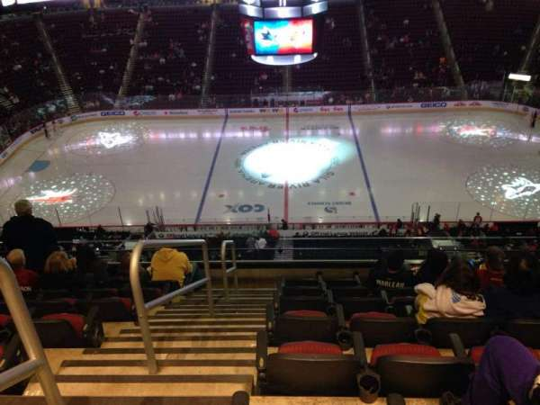Gila River Arena, section: 230, row: H, seat: 21