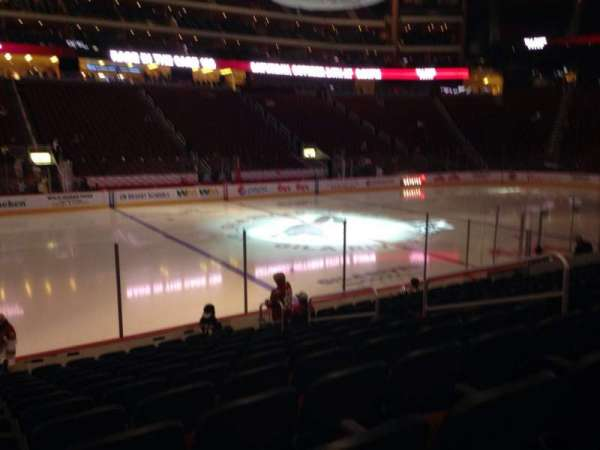 Gila River Arena, section: 113, row: L, seat: 9