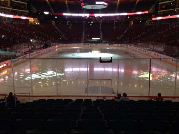 Gila River Arena, section: 117, row: L, seat: 9