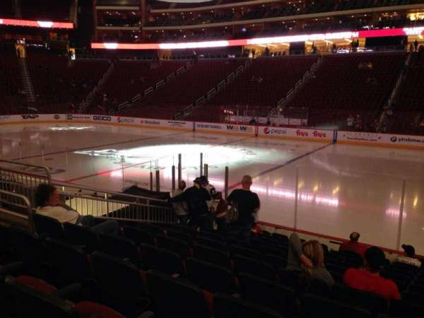 Gila River Arena, section: 121, row: L, seat: 9
