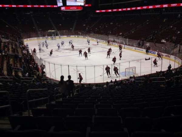Gila River Arena Section 118 Home Of