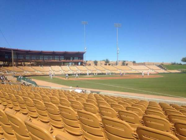 Camelback Ranch, section: 2, row: 10, seat: 1