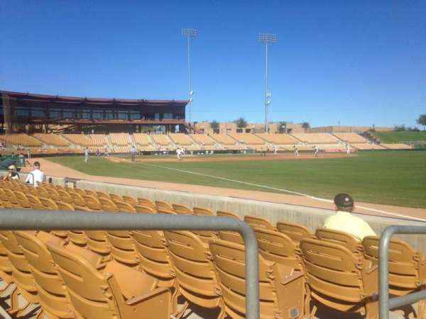 Camelback Ranch, section: 1, row: 5, seat: 10