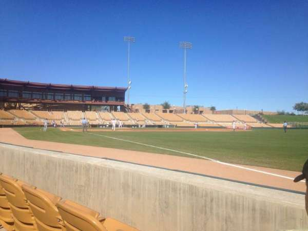 Camelback Ranch, section: 2, row: 2, seat: 2