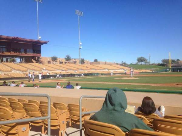 Camelback Ranch, section: 7, row: 8, seat: 8