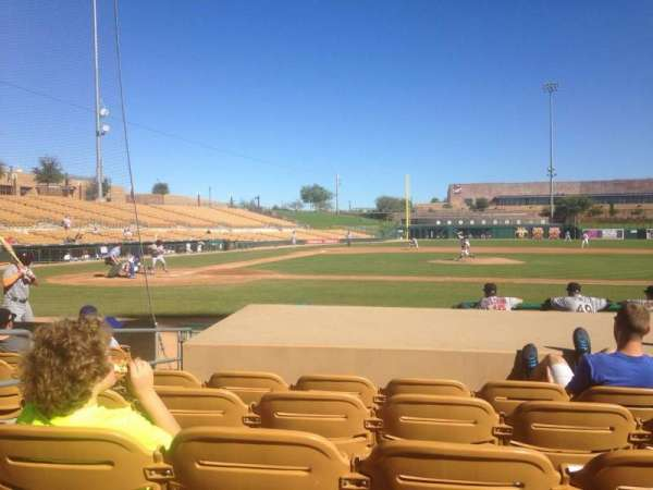 Camelback Ranch, section: 10, row: 8, seat: 5