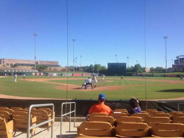 Camelback Ranch, section: 14, row: 8, seat: 8