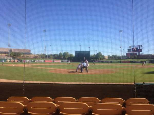 Camelback Ranch, section: 15, row: 4, seat: 4