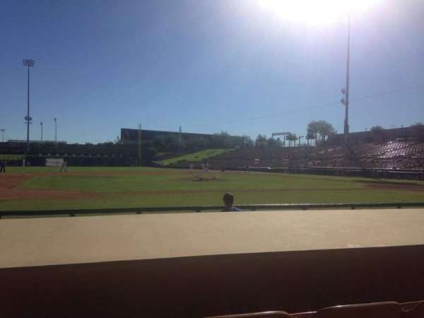 Camelback Ranch, section: 22, row: 6, seat: 6