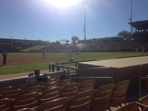 Camelback Ranch, section: 25, row: 6, seat: 6