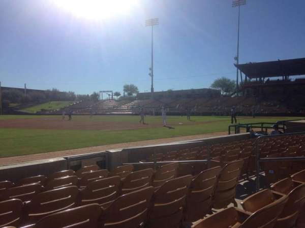 Camelback Ranch, section: 26, row: 6, seat: 7