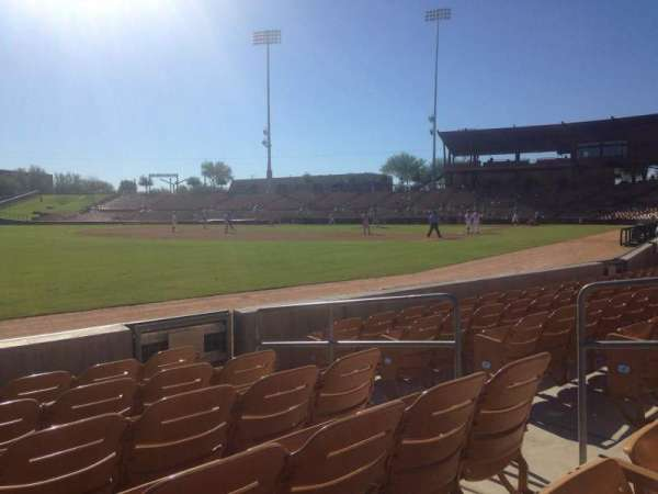Camelback Ranch, section: 28, row: 6, seat: 6