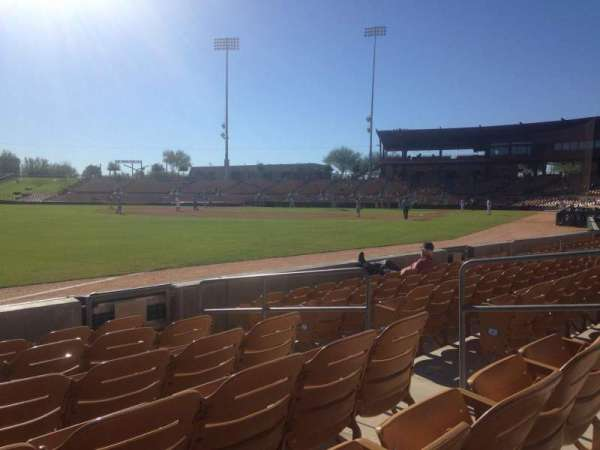 Camelback Ranch, section: 29, row: 6, seat: 6